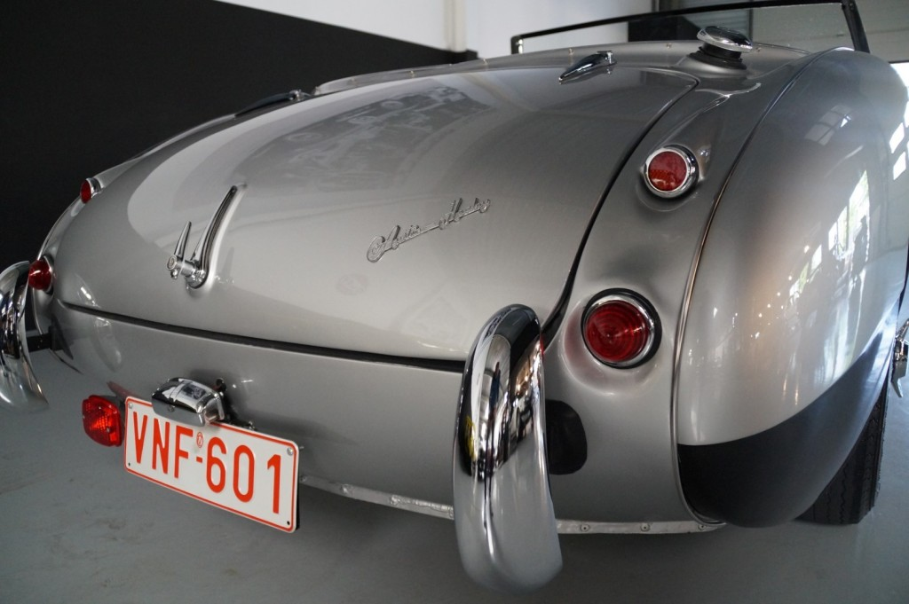 Buy this AUSTIN HEALEY 3000 1961  at Legendary Classics (30)
