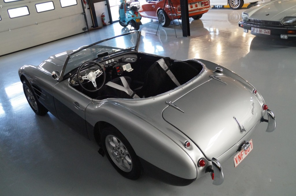 Buy this AUSTIN HEALEY 3000 1961  at Legendary Classics (33)