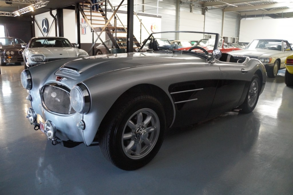 Buy this AUSTIN HEALEY 3000 1961  at Legendary Classics (34)