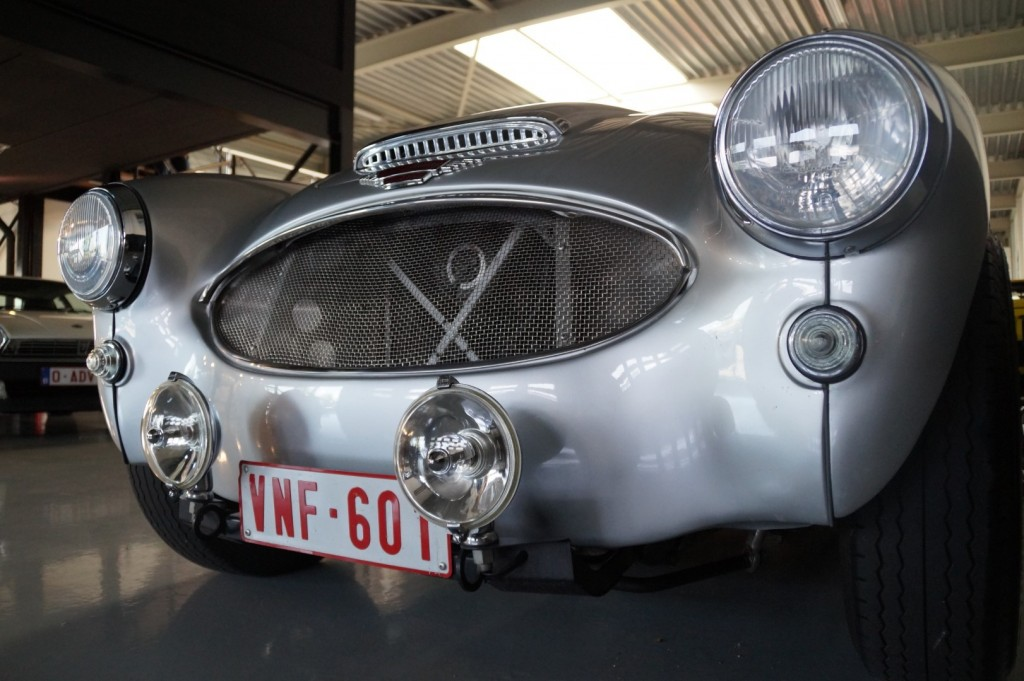 Buy this AUSTIN HEALEY 3000 1961  at Legendary Classics (36)