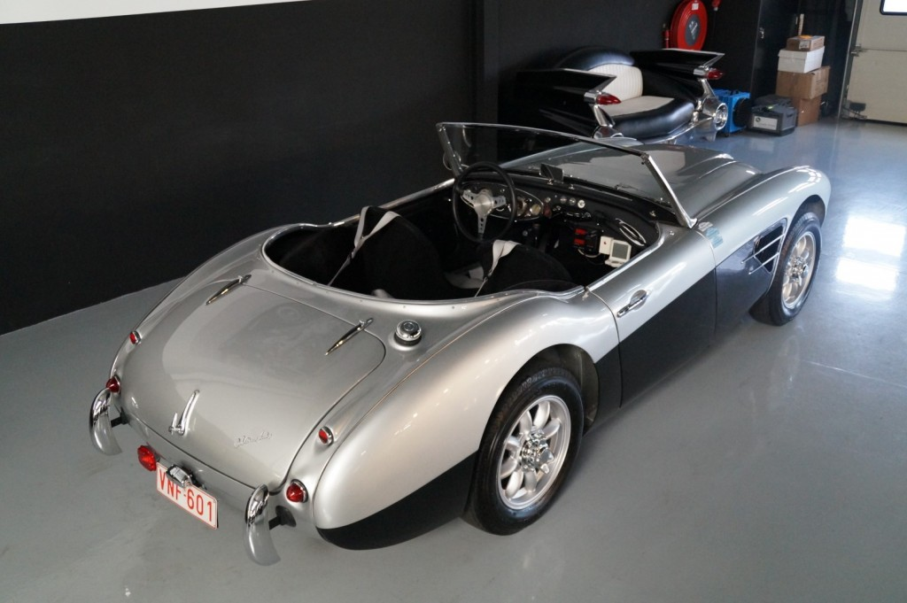Buy this AUSTIN HEALEY 3000 1961  at Legendary Classics (5)