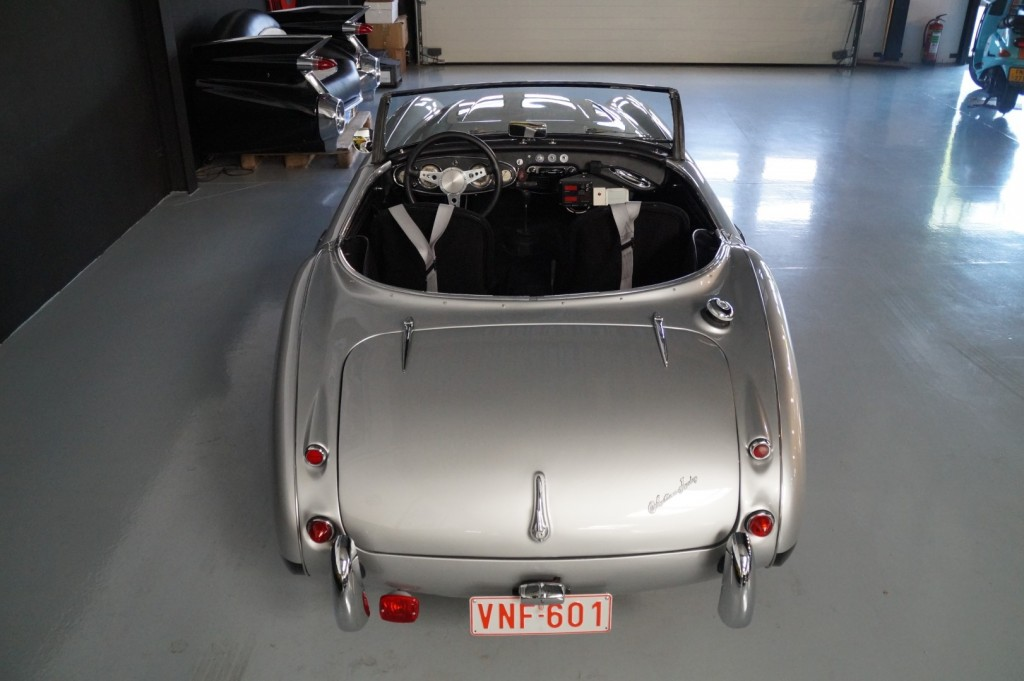 Buy this AUSTIN HEALEY 3000 1961  at Legendary Classics (6)