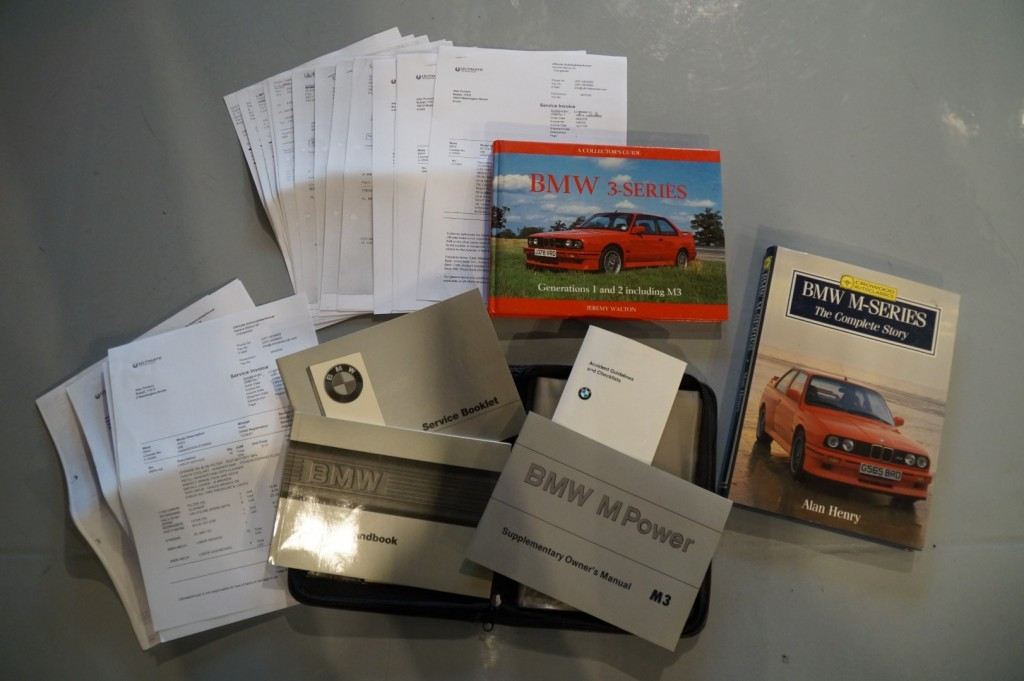 Buy this BMW M3 1987  at Legendary Classics (40)