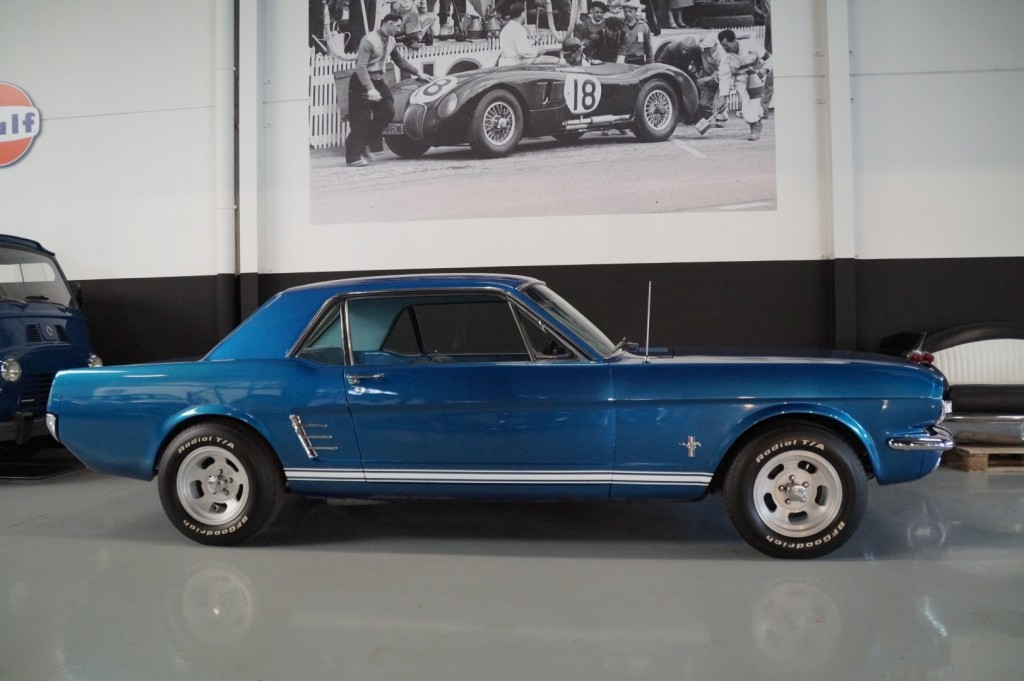 Buy this FORD MUSTANG 1966  at Legendary Classics (3)