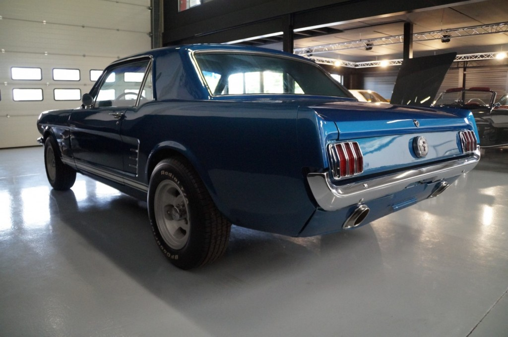 Buy this FORD MUSTANG 1966  at Legendary Classics (25)