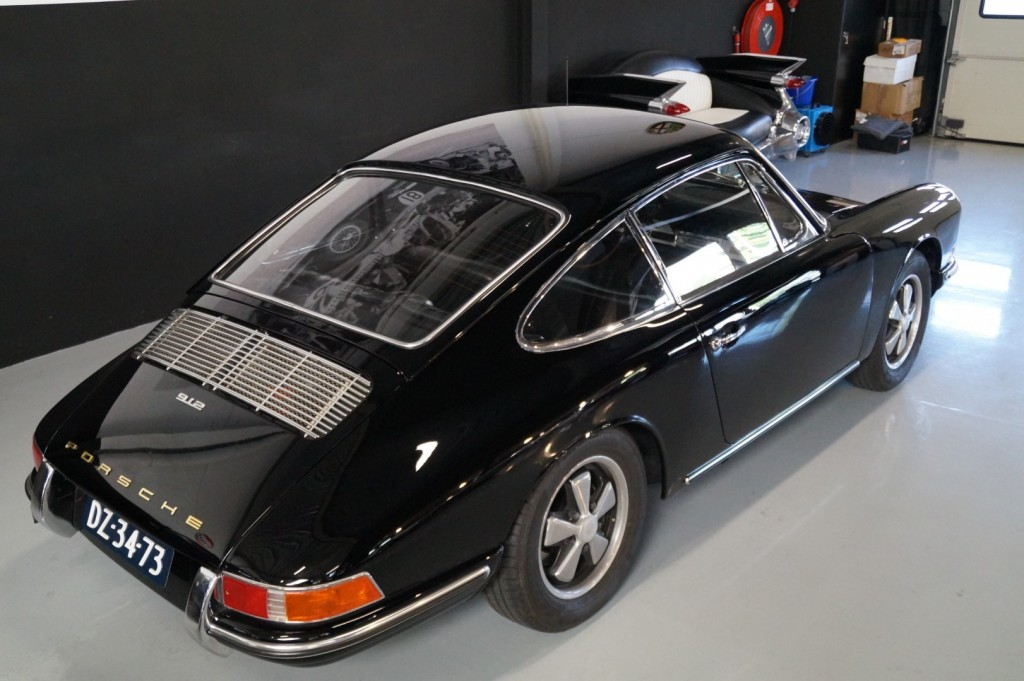 Buy this PORSCHE 912 1967  at Legendary Classics (4)