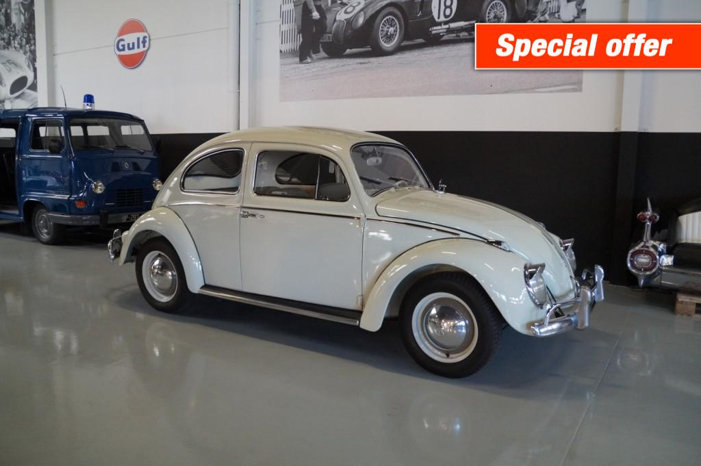 Buy this VOLKSWAGEN BEETLE 1961  at Legendary Classics (1)