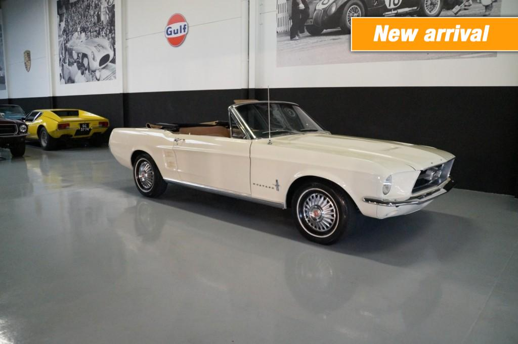 Buy this FORD MUSTANG 1967  at Legendary Classics (1)