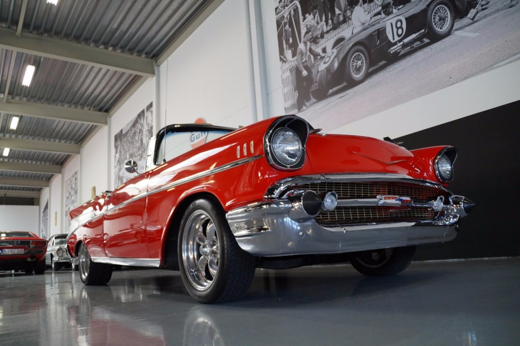 Buy this CHEVROLET BEL AIR 1957  at Legendary Classics (19)