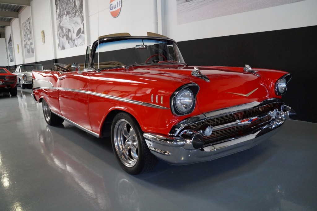 Buy this CHEVROLET BEL AIR 1957  at Legendary Classics (20)