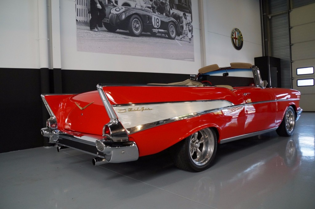 Buy this CHEVROLET BEL AIR 1957  at Legendary Classics (3)