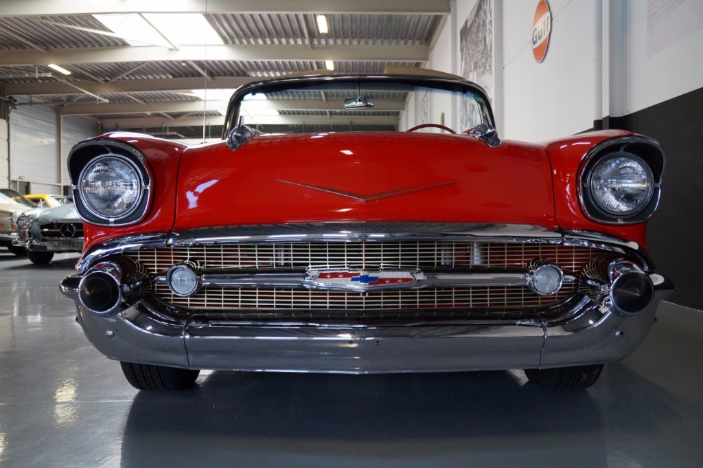 Buy this CHEVROLET BEL AIR 1957  at Legendary Classics (23)