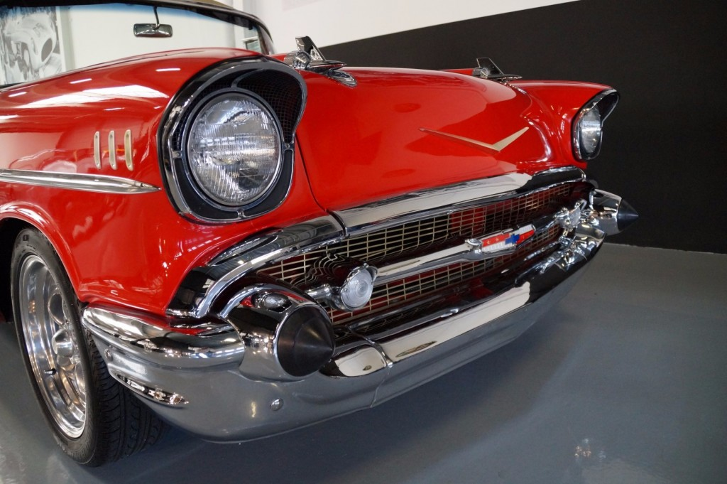 Buy this CHEVROLET BEL AIR 1957  at Legendary Classics (27)
