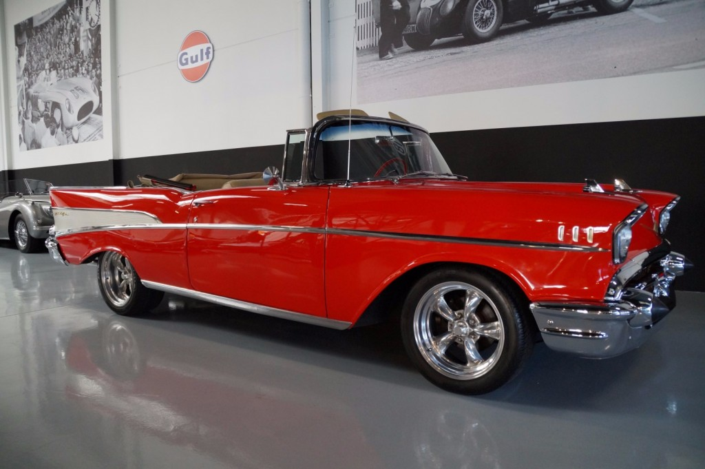 Buy this CHEVROLET BEL AIR 1957  at Legendary Classics (28)