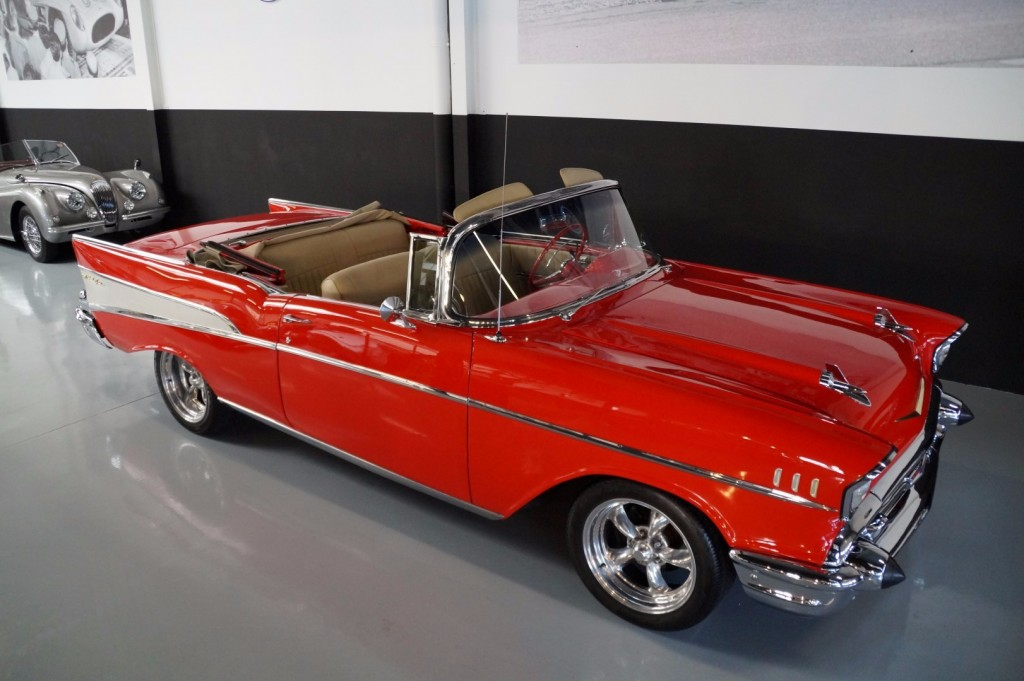 Buy this CHEVROLET BEL AIR 1957  at Legendary Classics (29)
