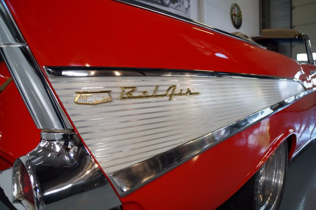 Buy this CHEVROLET BEL AIR 1957  at Legendary Classics (31)