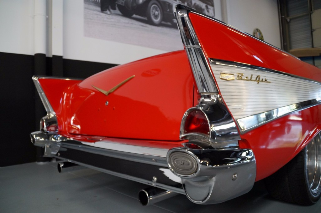 Buy this CHEVROLET BEL AIR 1957  at Legendary Classics (32)