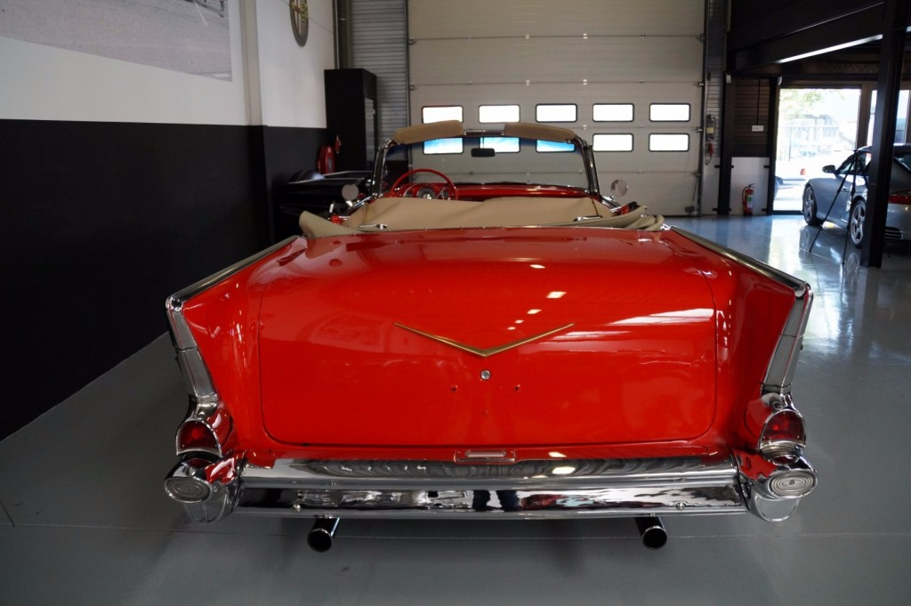 Buy this CHEVROLET BEL AIR 1957  at Legendary Classics (34)