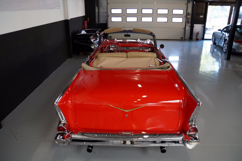 Buy this CHEVROLET BEL AIR 1957  at Legendary Classics (35)
