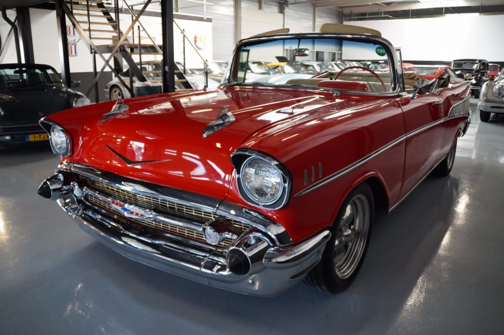 Buy this CHEVROLET BEL AIR 1957  at Legendary Classics (37)