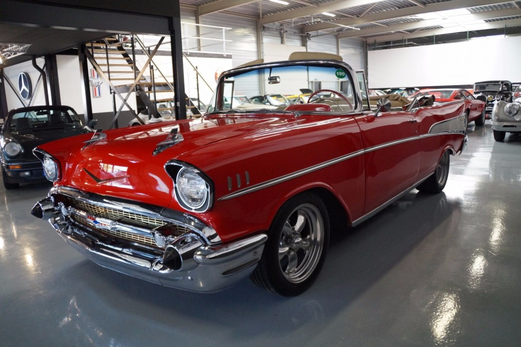 Buy this CHEVROLET BEL AIR 1957  at Legendary Classics (38)
