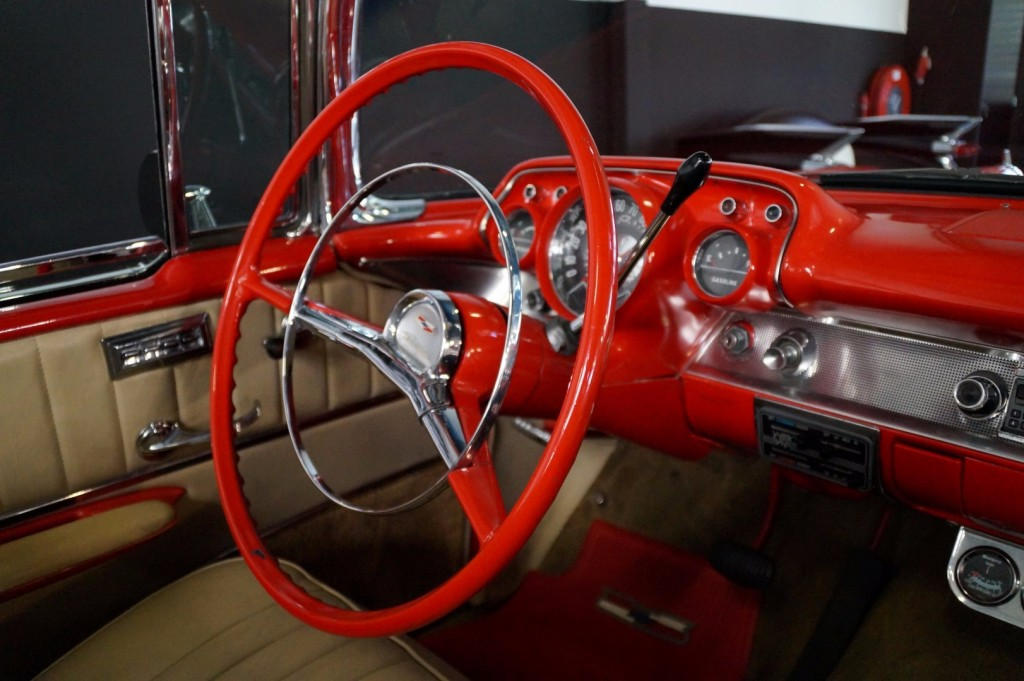 Buy this CHEVROLET BEL AIR 1957  at Legendary Classics (46)