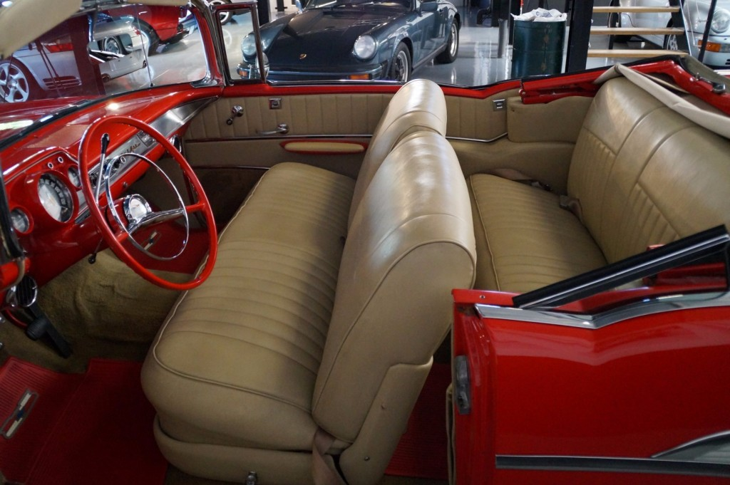 Buy this CHEVROLET BEL AIR 1957  at Legendary Classics (7)