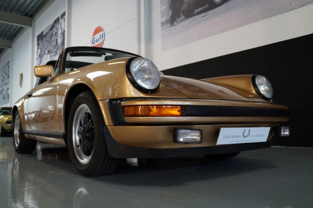 Buy this PORSCHE 911 1980  at Legendary Classics (2)