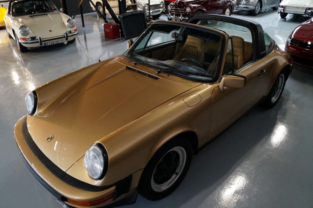 Buy this PORSCHE 911 1980  at Legendary Classics (20)