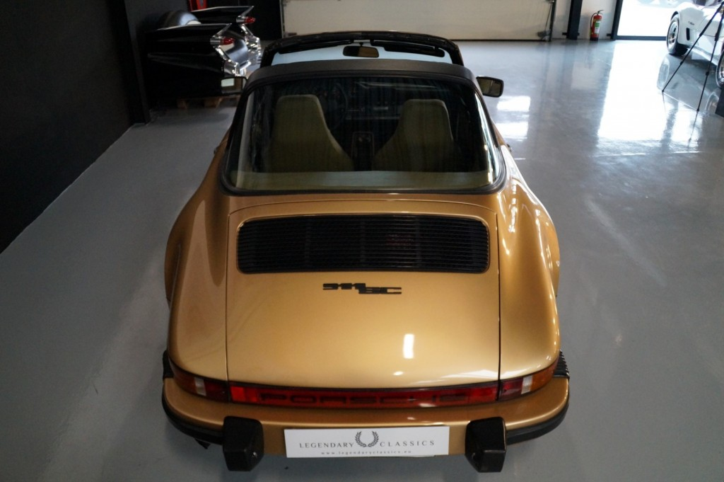 Buy this PORSCHE 911 1980  at Legendary Classics (5)