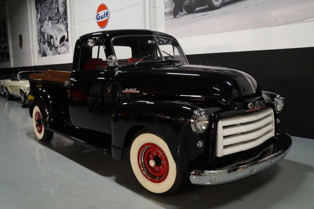 Buy this GMC PICKUP 1951  at Legendary Classics