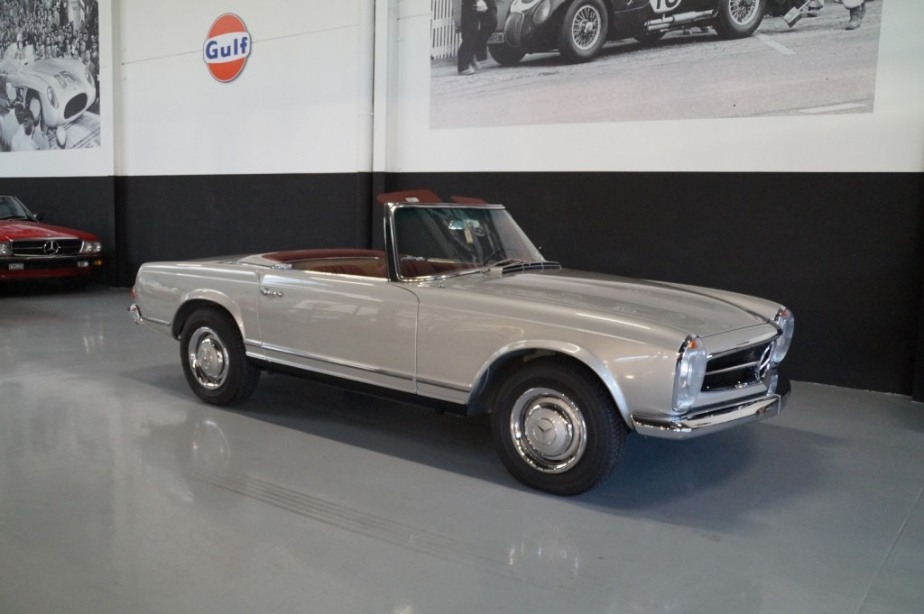 Buy this MERCEDES-BENZ SL-KLASSE 1966  at Legendary Classics (1)