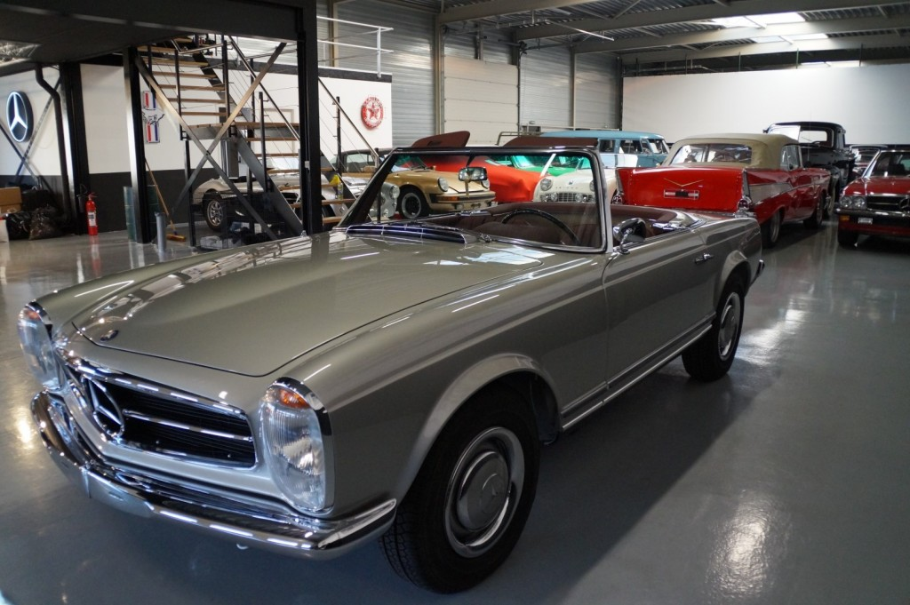 Buy this MERCEDES-BENZ SL-KLASSE 1966  at Legendary Classics (37)