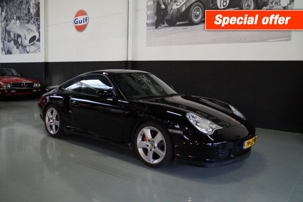 Buy this PORSCHE 996 2003  at Legendary Classics