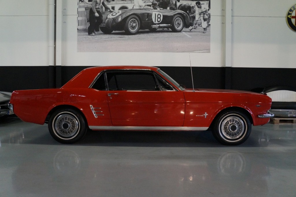 Buy this FORD MUSTANG 1966  at Legendary Classics (22)