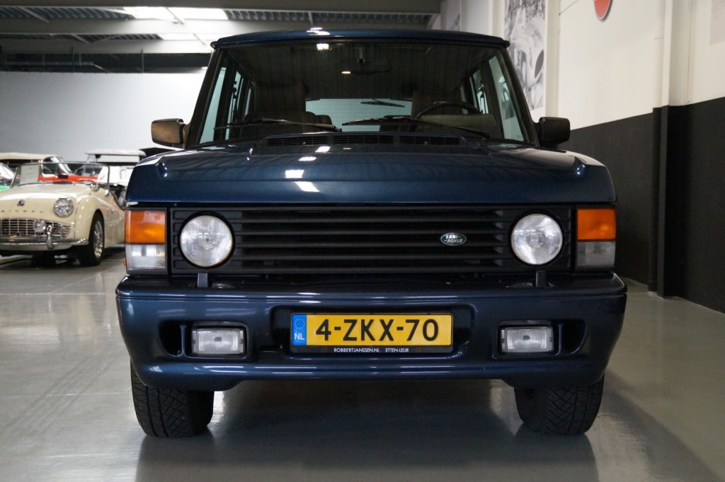 Buy this LAND ROVER RANGE ROVER 1994  at Legendary Classics (22)