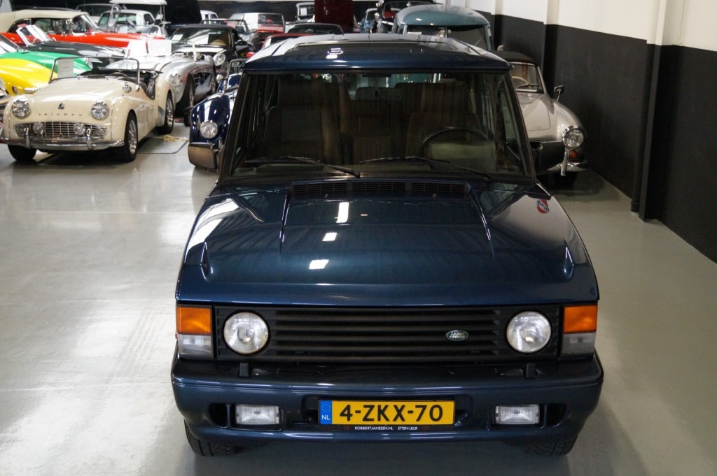 Buy this LAND ROVER RANGE ROVER 1994  at Legendary Classics (23)