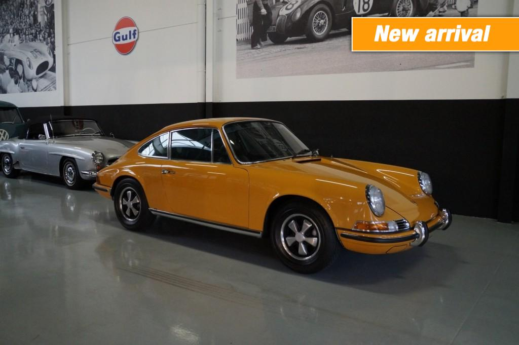 Buy this PORSCHE 911 1968  at Legendary Classics