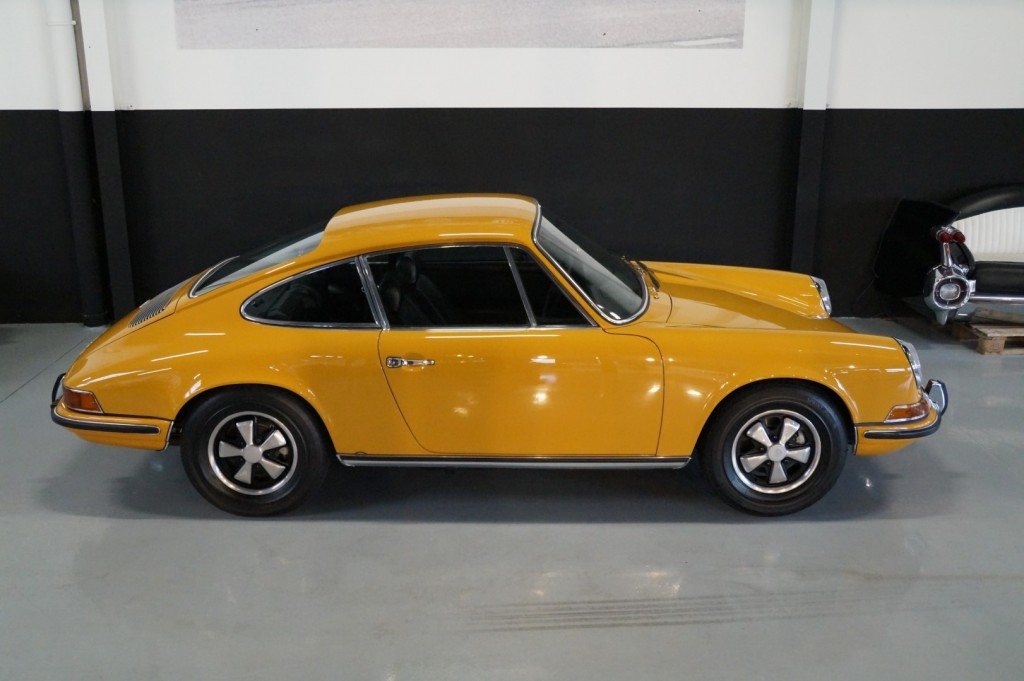 Buy this PORSCHE 911 1968  at Legendary Classics (3)