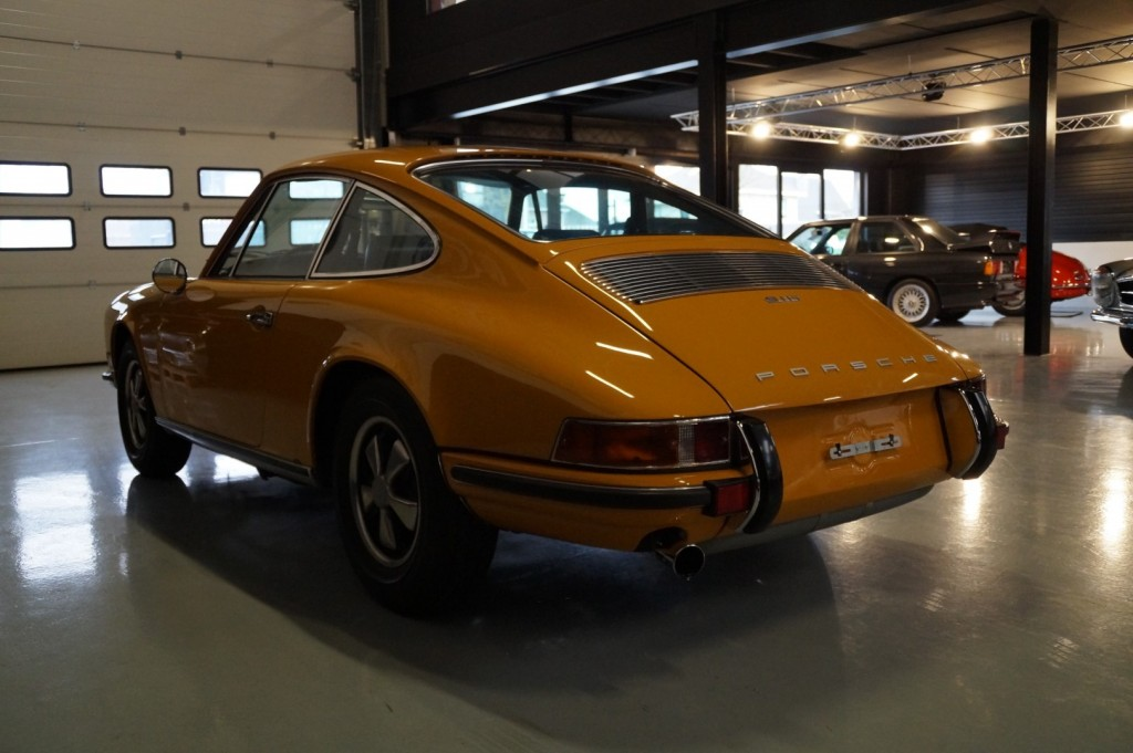 Buy this PORSCHE 911 1968  at Legendary Classics (29)