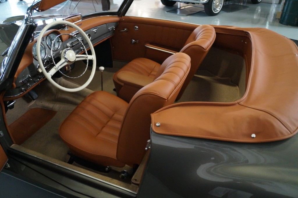 Buy this MERCEDES-BENZ 190 1957  at Legendary Classics (11)