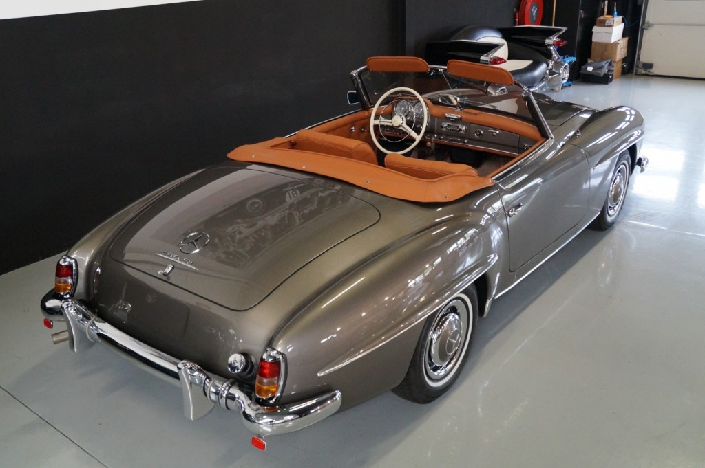 Buy this MERCEDES-BENZ 190 1957  at Legendary Classics (4)