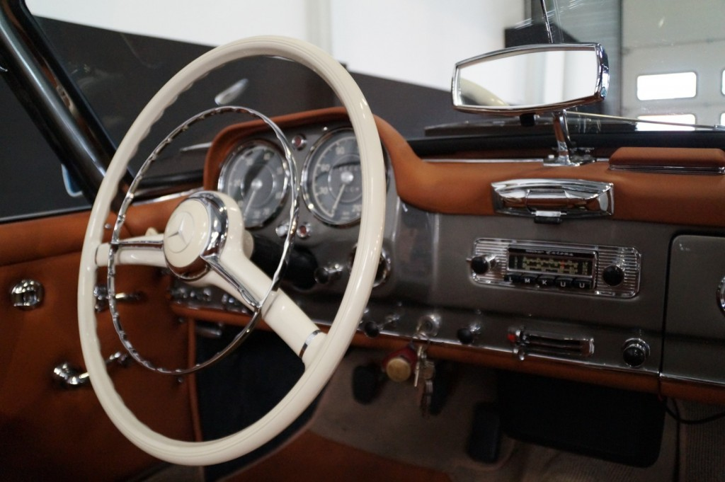 Buy this MERCEDES-BENZ 190 1957  at Legendary Classics (49)