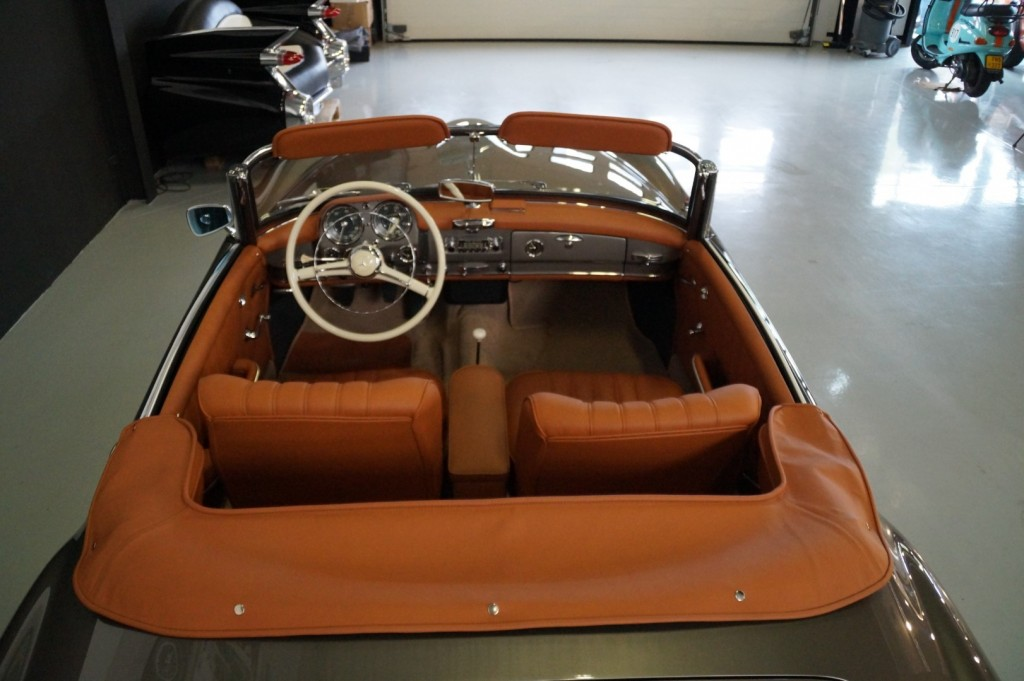 Buy this MERCEDES-BENZ 190 1957  at Legendary Classics (6)