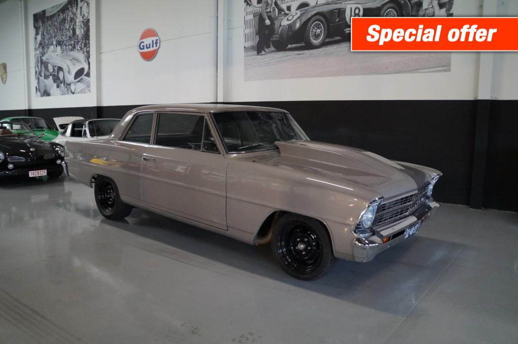 Buy this CHEVROLET NOVA 1967  at Legendary Classics (1)