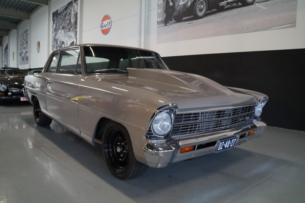 Buy this CHEVROLET NOVA 1967  at Legendary Classics (2)