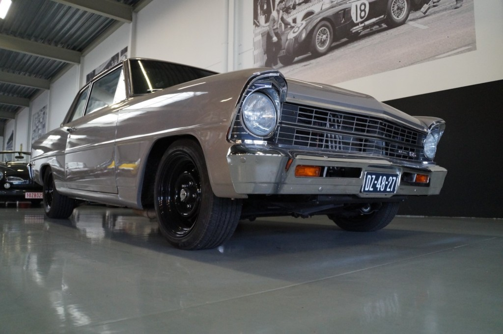 Buy this CHEVROLET NOVA 1967  at Legendary Classics (17)