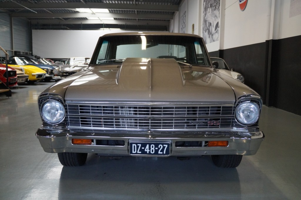 Buy this CHEVROLET NOVA 1967  at Legendary Classics (20)