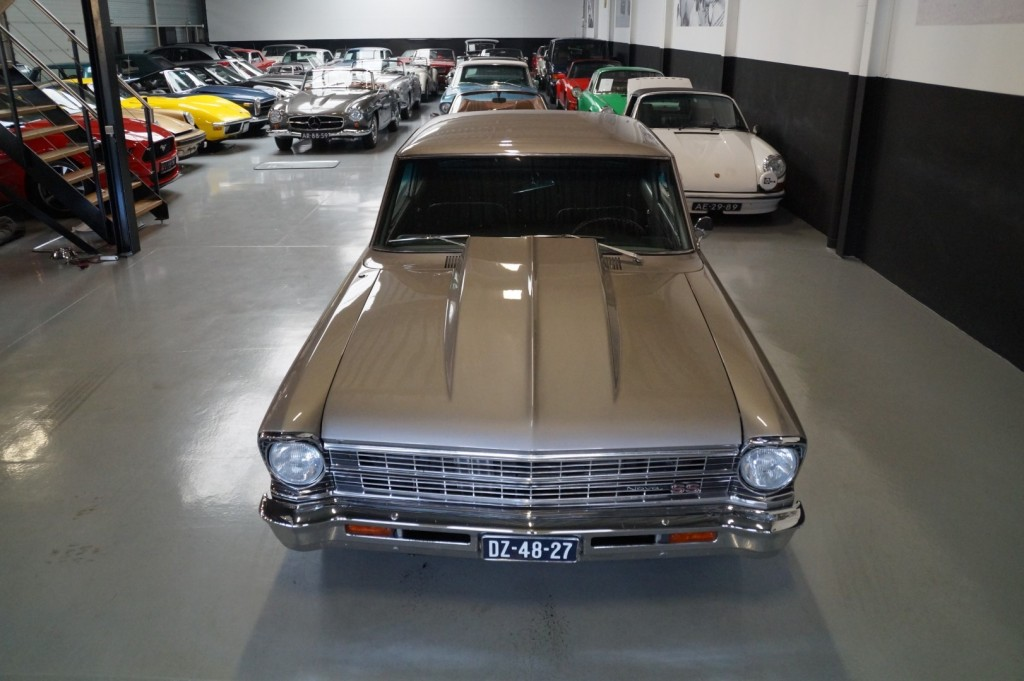 Buy this CHEVROLET NOVA 1967  at Legendary Classics (21)