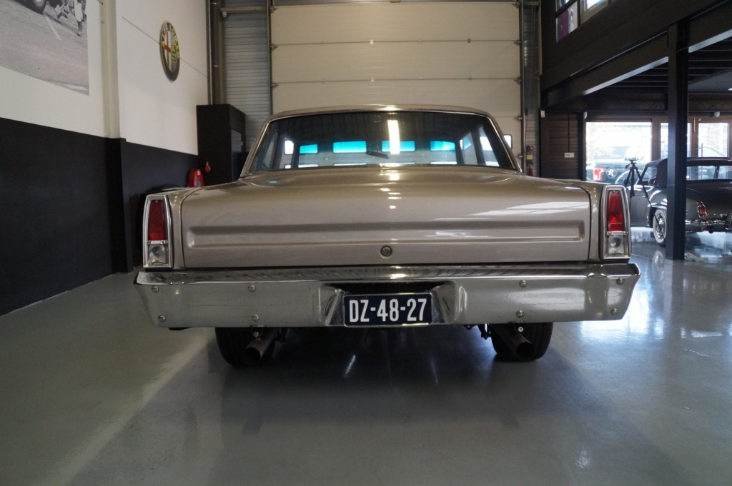 Buy this CHEVROLET NOVA 1967  at Legendary Classics (28)